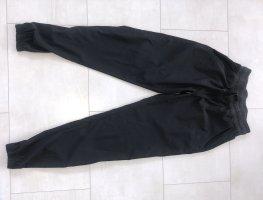 Nike Pantalón de cintura alta negro-gris