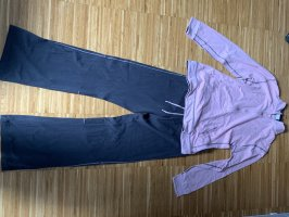 Nike Leisure suit anthracite-light pink