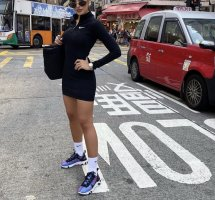 Nike Kleid /langarmkleid