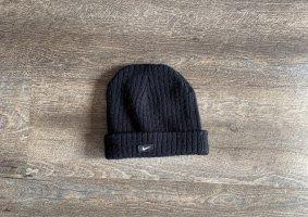 Nike Czapka typu beanie czarny-biały