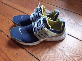 Nike Presto blau gelb