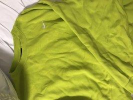 Nike Pullover neongrün Hellgrün
