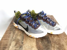 Nike React Element 87 Moss/Black neuwertig