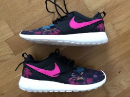 Nike Roshe Run Aloha Pack pink Größe 38,5 US 7,5 neu Turnschuhe Schuhe sneaker