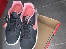 Nike Zapatos Mary Jane azul oscuro-rosa