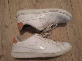 Nike Schuhe Sneaker weiß rosa 40