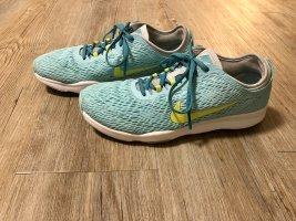 Nike Sneakers met veters turkoois-munt