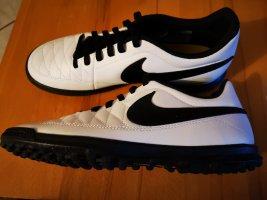 Nike Schuhe Turnschuhe  Mädchen Damen  Schuhe Sneaker/ Leder-Optik