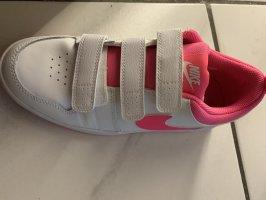 Nike Basket hook-and-loop fastener blanc-rose