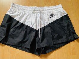 Nike Short noir-blanc