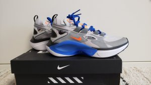 Nike Signal D/MS/X. Gr. 39