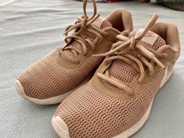 Nike Lace-Up Sneaker beige-nude