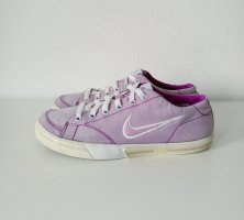 Nike Sneaker, Canvas purple weiß/off white, Gr. 36,5