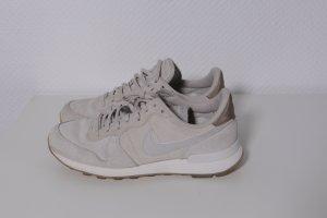 Nike Sneaker Internationalist beige grau Gr.37,5 UK4