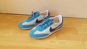 Nike Sneaker Retro Style, blau in Größe 40