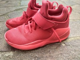 Nike Lace-Up Sneaker brick red