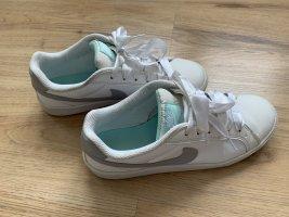 Nike Sneaker - weiß/türkis