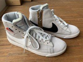 Nike High top sneaker veelkleurig Suede