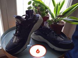 Nike Sneakresy na obcasie Wielokolorowy Włókno octanowe