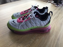 Nike Sneakers, Mx-720-818, Blanco Negro Pink Blast Ghost Green