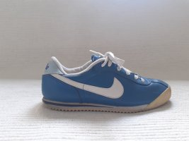 nike sneakers retro blau gr. 38 topzustand