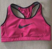Nike Sport BH Bustier Dri-Fit pink M