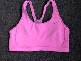 Nike Biustonosz różowy
