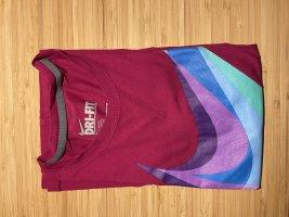 Nike Sports Shirt multicolored mixture fibre