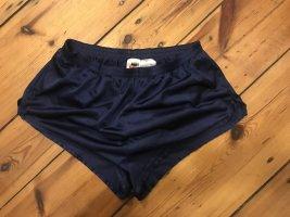 Nike Pantalón corto deportivo azul-azul oscuro