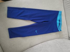Nike pro Trackies light blue-blue