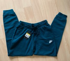 Nike Stoffen broek petrol-cadet blauw
