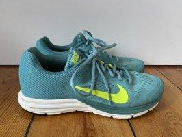 Nike Structure 17 Fitsole Gr.42,5 Türkis Running