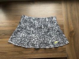 Nike Skaterrok zwart-wit