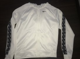 Nike Trainingsjacke in Weiß
