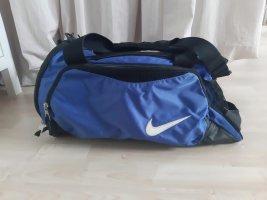 Nike Sac de sport bleu-noir