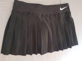 Nike Plisowana spódnica czarny Poliester