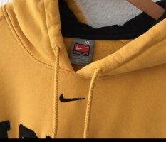 Nike Vintage Pullover gelb