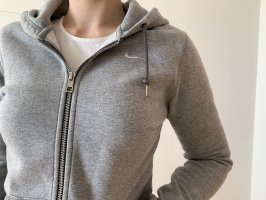 Nike Hooded Vest light grey