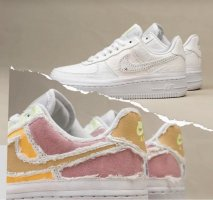 NIKE Wmns air force 1 «  tear away » in artic punch