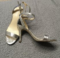 Nine west High Heel Sandal silver-colored