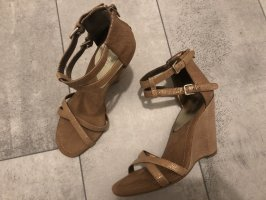 Nine west Roman Sandals multicolored leather