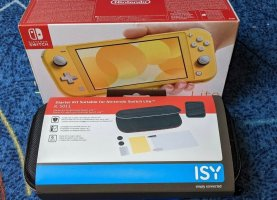 Nintendo  geel