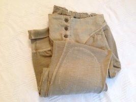 Noa Noa Sweat Pants beige-grey brown cotton