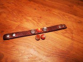 Noosa Armband mit 5 Chunks