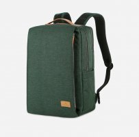 Zaino laptop verde bosco