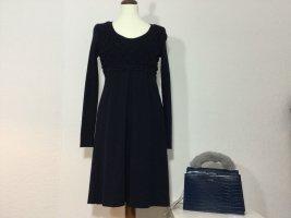 Northland Vestido tejido azul oscuro tejido mezclado