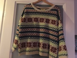 Urban Outfitters Norwegian Sweater multicolored