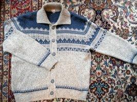 True Vintage Cardigan norvégien multicolore