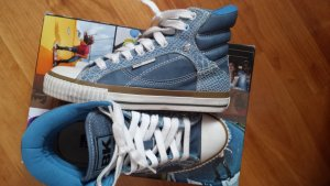 British Knights High Top Sneaker multicolored