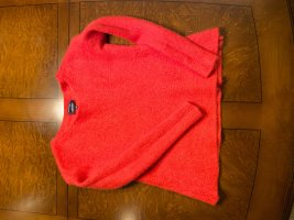 Woolrich Crewneck Sweater red